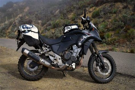 Rally Raid Cb500x Adventure First Ride Review