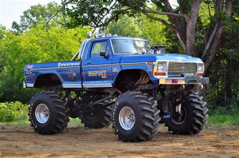 1979 bigfoot monster truck 2 2 retro bigfoot 1