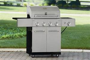 Gas Grill Aldi : kenmore 4 burner stainless steel gas grill review ~ Kayakingforconservation.com Haus und Dekorationen