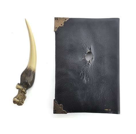 Harry Potter Replica Basilisk Fang and Tom Riddles Diary
