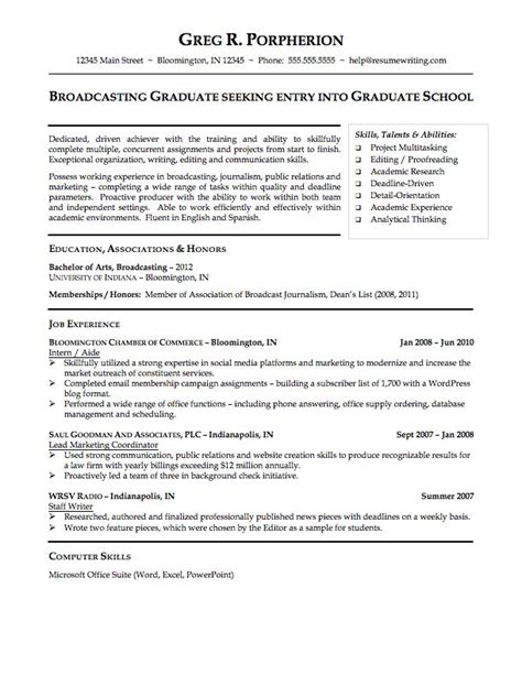 What Should A College Application Resume Look Like by 25 Unique Student Resume Ideas On Cv Template