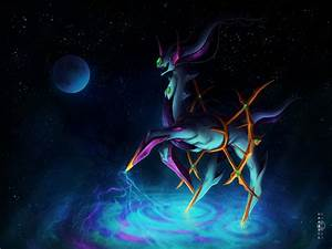 Arceus by JoJoesArt on DeviantArt