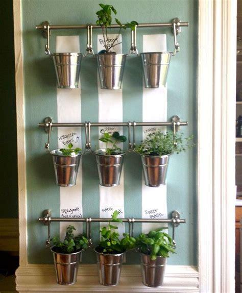 Indoor Window Herb Garden by Best 25 Indoor Herb Planters Ideas On
