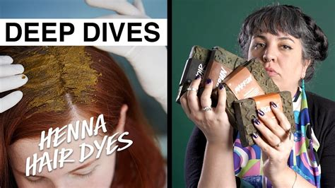 Lush Deep Dives All About Henna Hair Dye Youtube