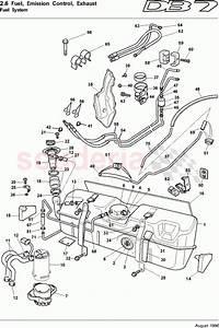 Aston Martin Db7  1995  Fuel System Parts