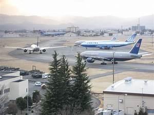Commercial aircraft diverted from Narita to Yokota ...