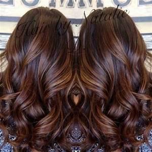 Balayage Rot Braun : 90 balayage hair color ideas with blonde brown and caramel highlights ~ Frokenaadalensverden.com Haus und Dekorationen