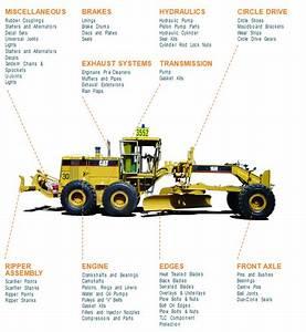 Caterpillar 12f Motor Grader Specs