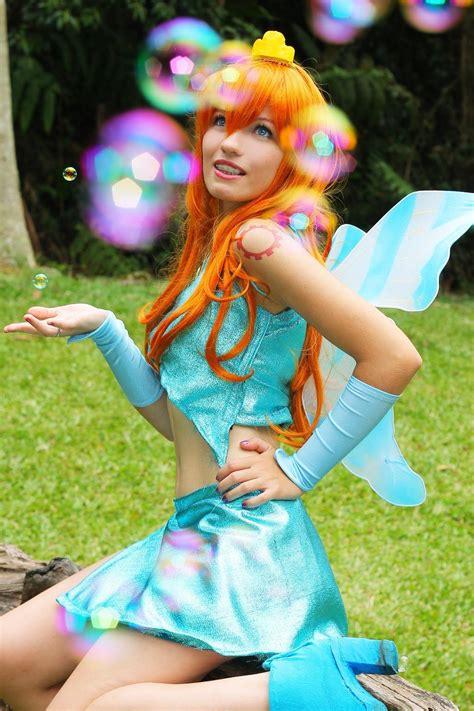 Winx Club Bloom cosplay Winx Club & Witch Cosplay