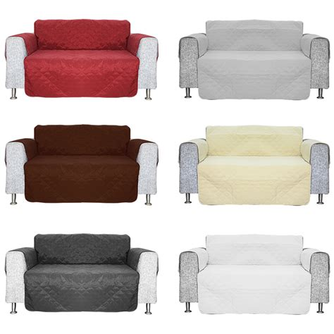Settee Protectors by Quilted Sofa Chair Settee Armchair Pet Protector Slip