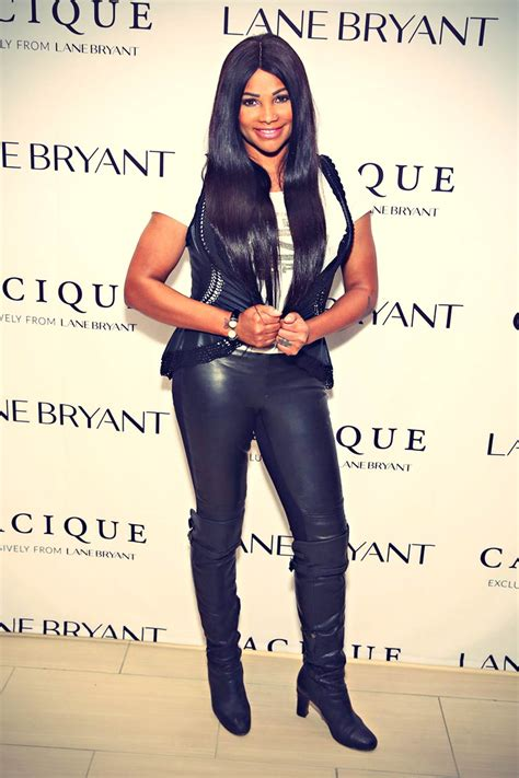 sandra denton attends  lane bryant celebrates  launch
