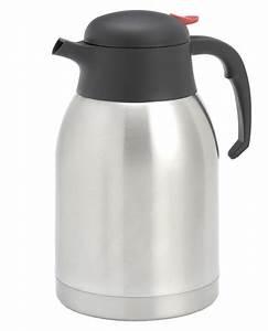 Teekanne 2 Liter : animo edelstahl teekanne 2 liter horecatraders schnell und einfach online ~ Markanthonyermac.com Haus und Dekorationen