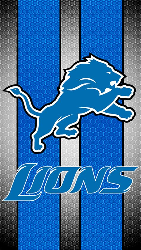 detroit lions iphone wallpaper nfl iphone wallpapers on behance