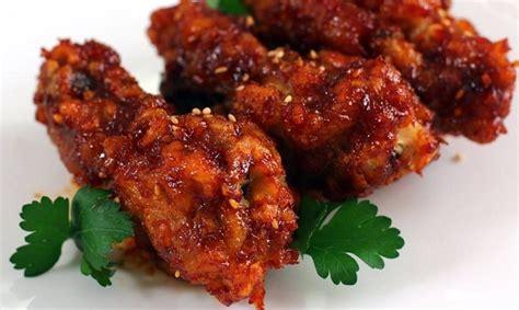 resepi ayam goreng pedas korea resepi bonda