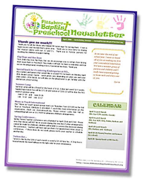 preschool april newsletter preschool newsletter plaster board 477