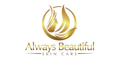 create your winning logo for the always beautiful skin care products logo design contest