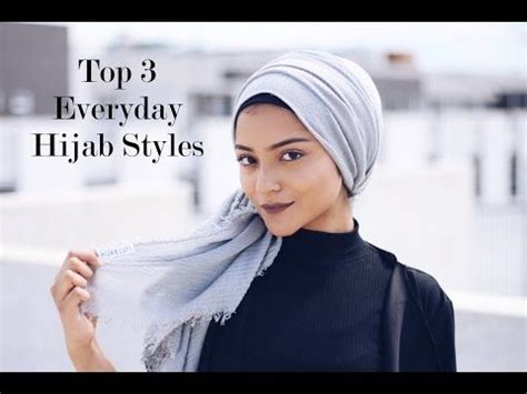 estilos de hijab  el verano omaya zein youtube