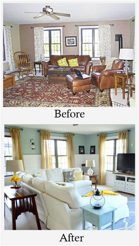small space living room makeover    home