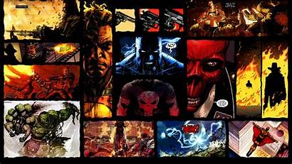 Comic Wallpapers Preacher Desktop Comics Background Backgrounds