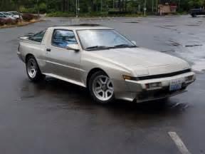 1988 Mitsubishi Starion - Chrysler Conquest Tsi For Sale