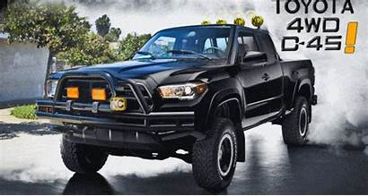 Tacoma Toyota Bttf Future Mcfly Diesel Trucks