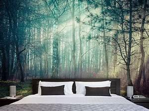 Fototapete Für Schlafzimmer : die besten 25 fototapete ideen auf pinterest fotomotive wald tapete und betten ~ Sanjose-hotels-ca.com Haus und Dekorationen