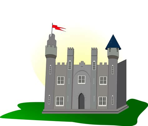 free pictures of castles free clip