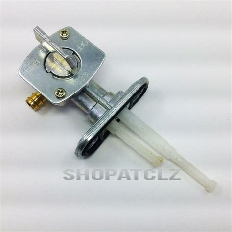 Petcock Fuel Cock Tank Switch Valve Assembly For Yamaha