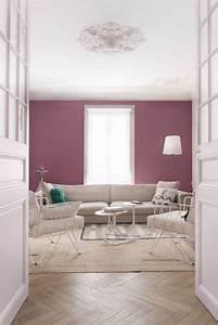 Couleur De Peinture Pour Salon : salle a manger tendance 2 peinture salon 30 couleurs ~ Melissatoandfro.com Idées de Décoration