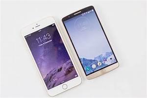 iPhone 6 Plus vs LG G3 comparison review - Review - PC Advisor