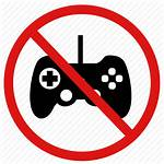 Games Gaming Xbox Icon Area Prohibited Icons