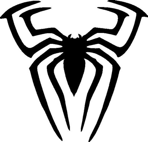 Spiderman Pumpkin Carving Templates Free by Spiderman Spider Stencil Tag Body Art Wood Burning