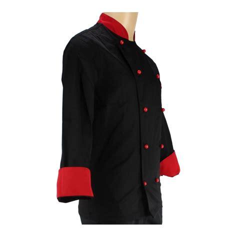 vetement de cuisine discount vêtement de cuisine noir et pour homme lisavet