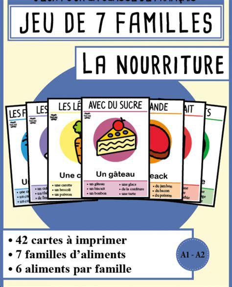 t 233 l 233 chargez des cartes pour cr 233 er votre propre jeu de 7 familles sur les verbes au pr 233 sent 7