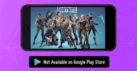 fortnite mobile   apk mod
