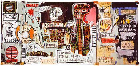 장 미쉘 바스키아 (basquiat, Jeanmichel) 의 그림  Notetailing's Cubbyhole