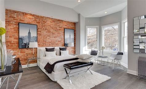 Amazing Bedrooms by 25 Amazing Bedrooms With Brick Walls
