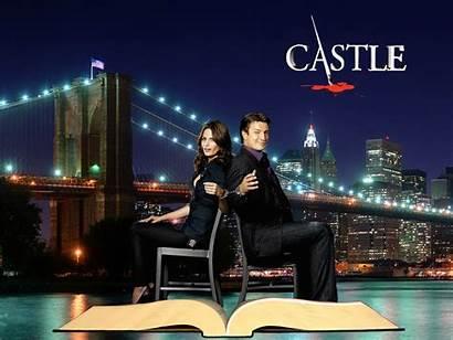 Castle Tv Beckett Desktop Friday Wallpapers Fandom