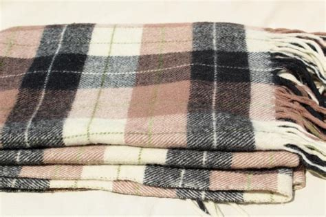 Vintage Pendleton Plaid Wool Camp Blanket, Rustic Primitive Bunk Or Bed Blanket For Cabin Or Lodge Comforter And Blanket Hail Car Fleece Minky Grave Ideas Starting Stitch Black Veil Brides Fiberoptic Phototherapy Disney Blankets Online