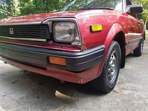 1983 Honda Civic 1 5l Dx 5speed
