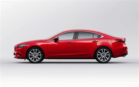 Mazda Mazda6 Sedan 2014 Widescreen Exotic Car Wallpaper