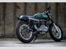 Royal Enfield Continental GT Scrambler by KSpeed