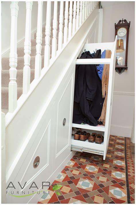 Understairs Cupboard Storage by ƹӝʒ Stairs Storage Ideas Gallery 13