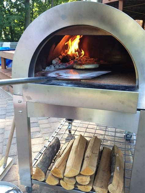Backyard Pizza Oven Diy by Best 25 Diy Pizza Oven Ideas On Pizza Ovens