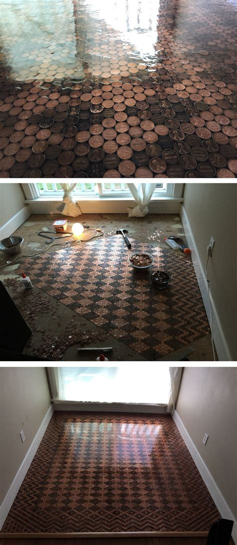 Home Floor And Decor - 25 best ideas about pennies floor on