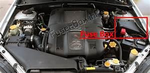 Fuse Box Diagram  U0026gt  Subaru Legacy  2005