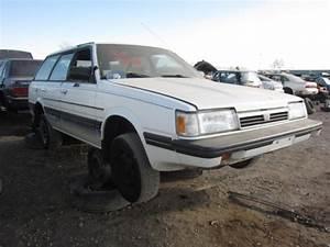1987 Subaru Leone Archives
