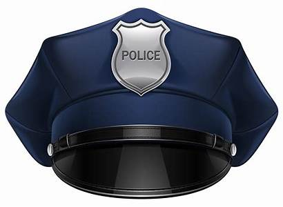 Fraud Police Hat Clipart