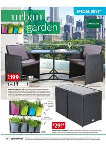 Aldi Patio Furniture 2017 by Aldi Catalogue February Special Buys 2015 Page 16