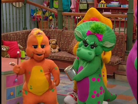 Open image in a new tab for full size. barney-zoo-dvd Images - Frompo - 1